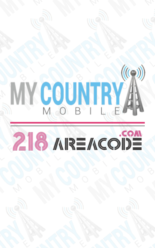 218 area code- My country mobile